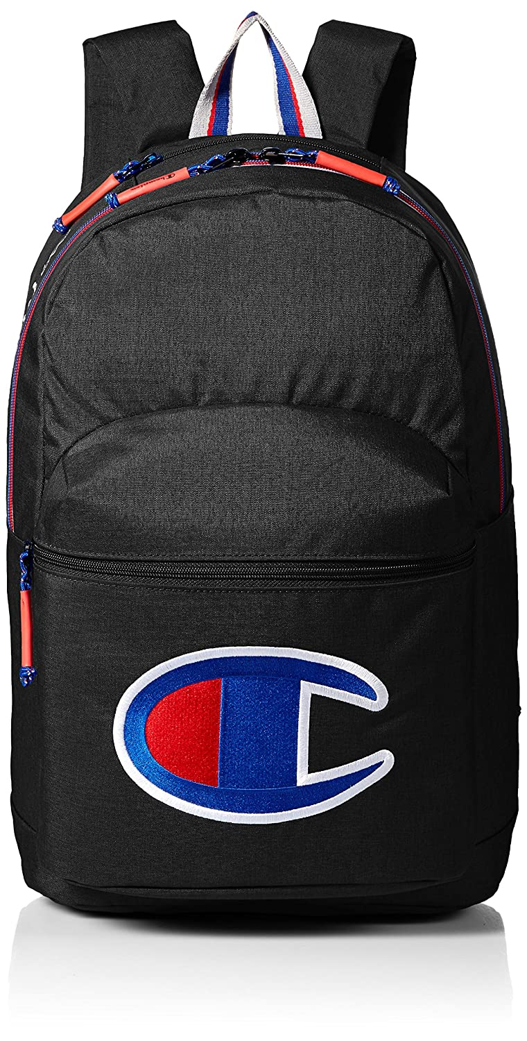 Champion mens standard Champion Supercize Backpack Black OS CH1029-001