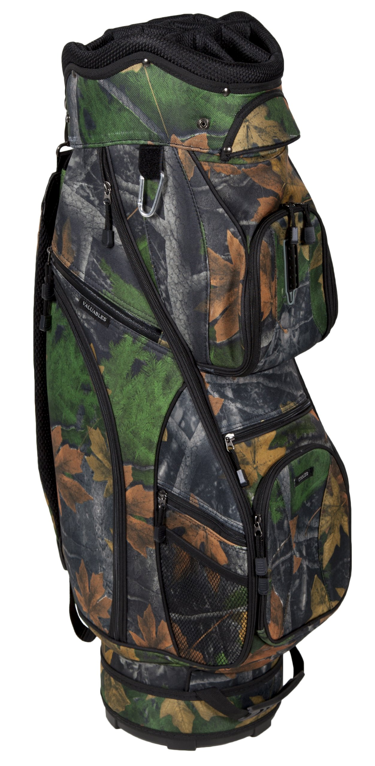 Pinemeadow Golf Hunter Camoflauge Cart Bag