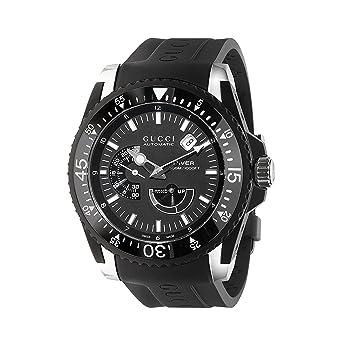 f20a44ccb5091 Reloj Gucci para Hombre YA136201  Frida Giannini  Amazon.es  Relojes
