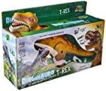 Art Brink, Dinossauro T-Rex com Som e Luz 20cm