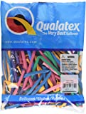 Qualatex 13769 Vibrant Assortment Latex Modelling Balloon