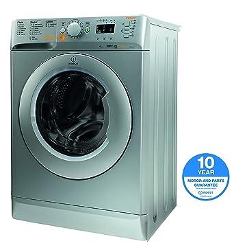 Indesit Innex Xwde751480xs 7kilogram 5kilogram Washer Dryer With