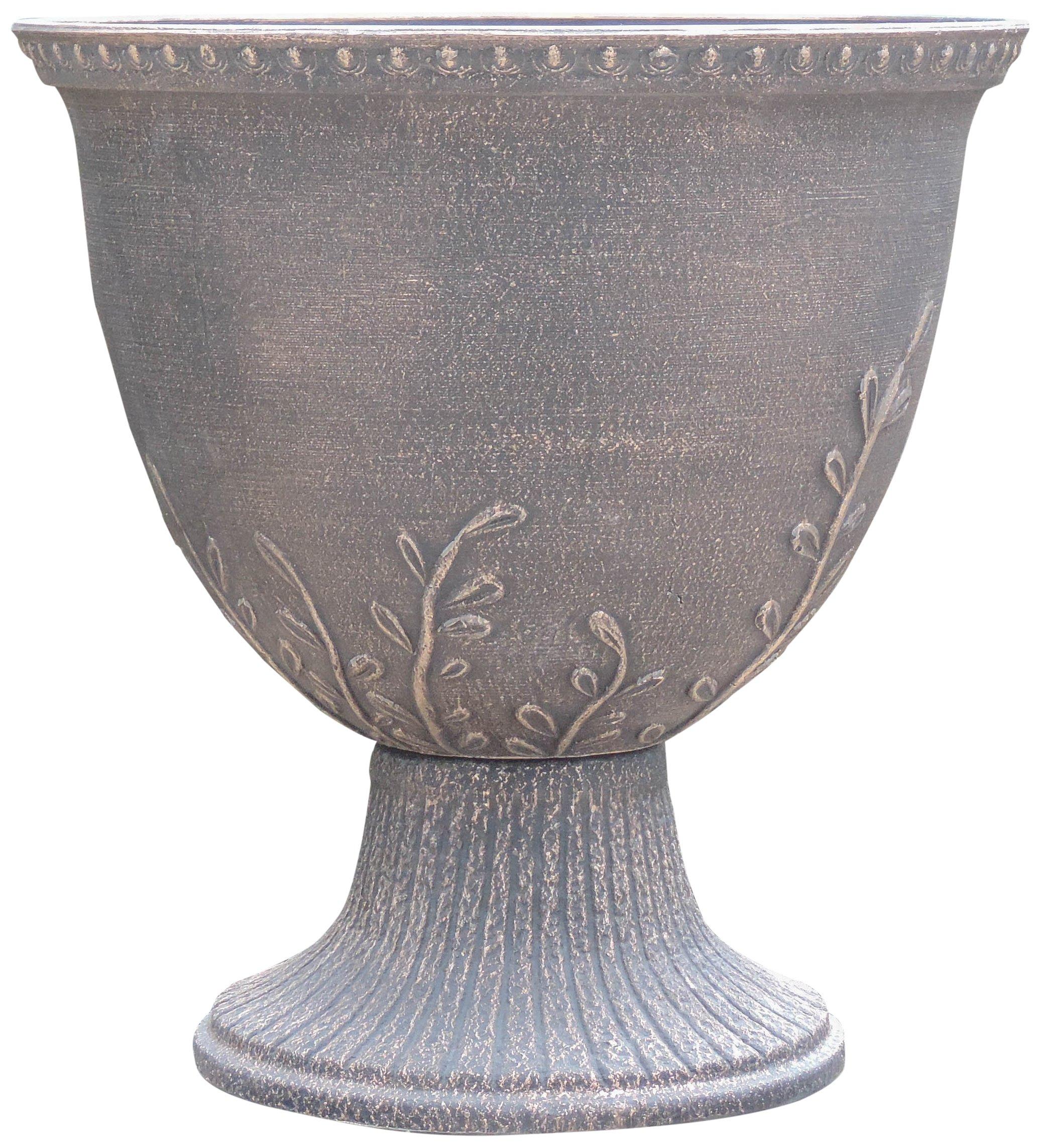 GCD-Austram Sycamore Urn, Dusk Gray