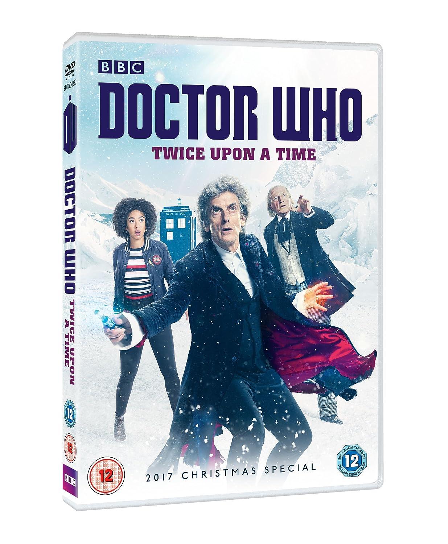 Twice Upon A Christmas Doctor Who.Doctor Who Christmas Special 2017 Twice Upon A Time Dvd