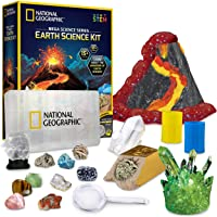 National Geographic - Earth Science Kit (Mega Science Series), STEM Educational Toys For Kids