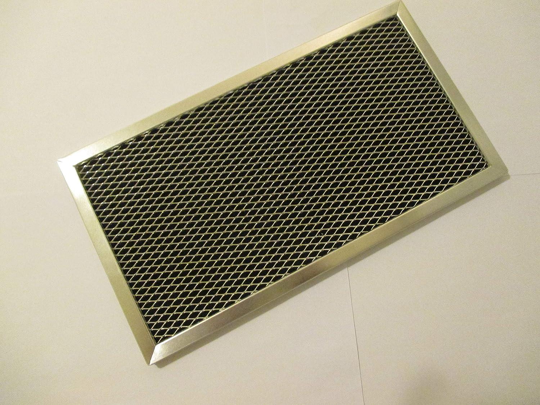 Carbon Range Hood Filter 6-1//8 x 11-1//8 x 3//8