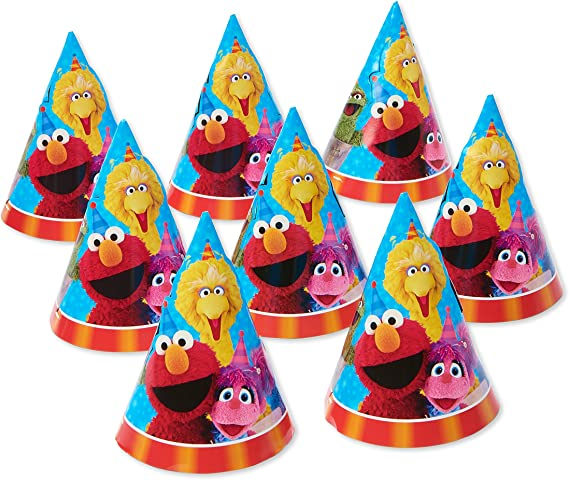 Sesame Street Collection Toys 5766809 Cups Party Accessory American Greetings