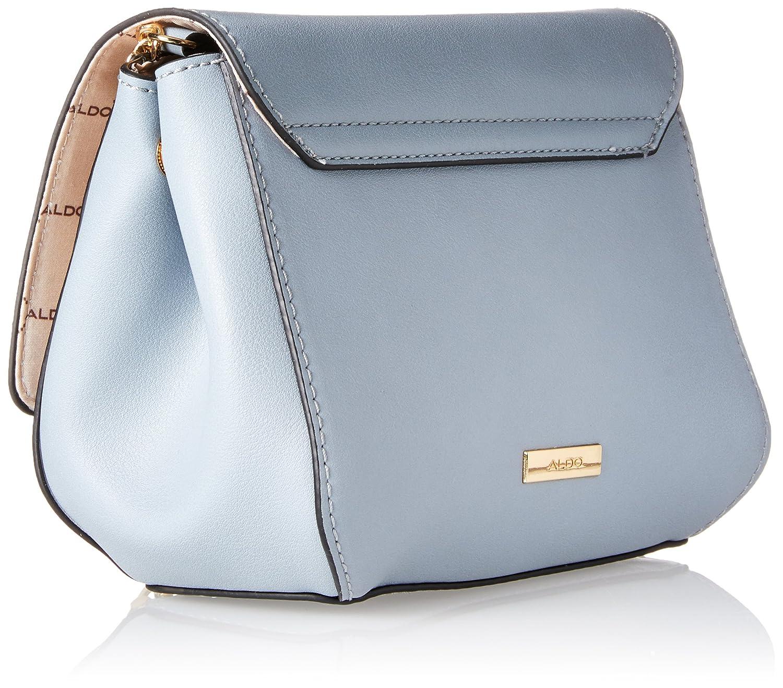 Aldo - Morrison, Bolsos bandolera Mujer, Blue (Light Blue), 10x15x18 cm (W x H L): Amazon.es: Zapatos y complementos