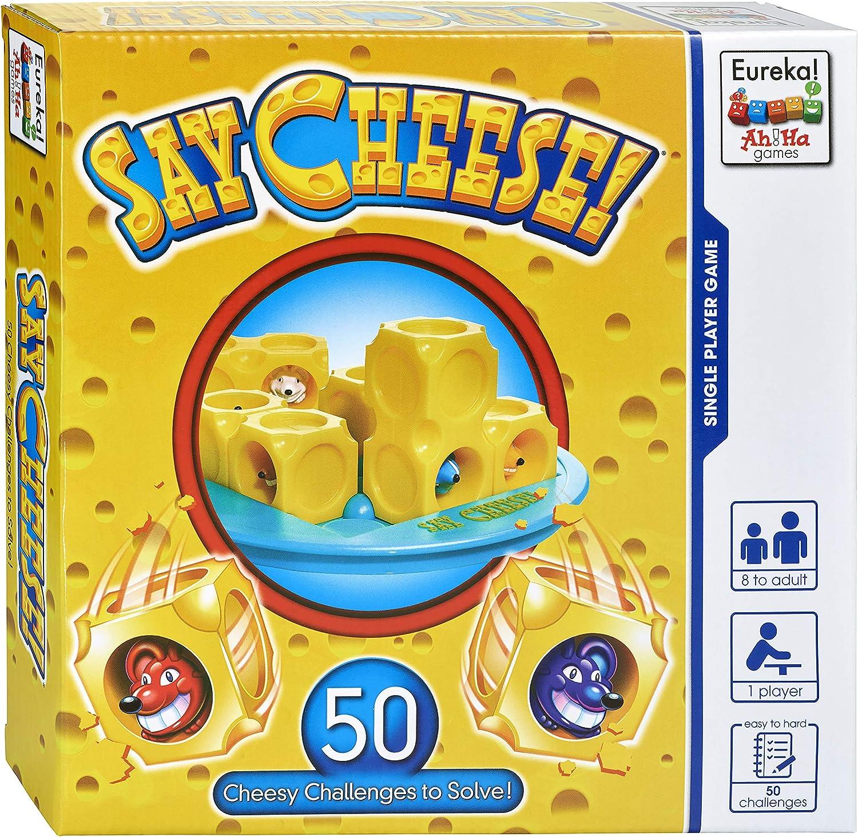 Eureka- Say Cheese AhHa Juego, Multicolor (473546): Amazon.es: Juguetes y juegos