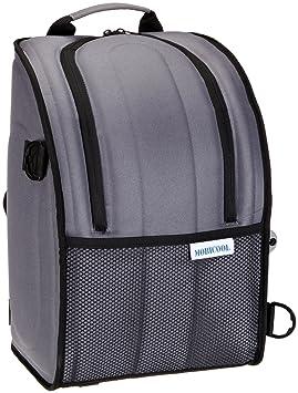 Dometic Waeco Mobicool S16 - Nevera eléctrica portátil con forma de mochila (12 V), color gris: Amazon.es: Coche y moto