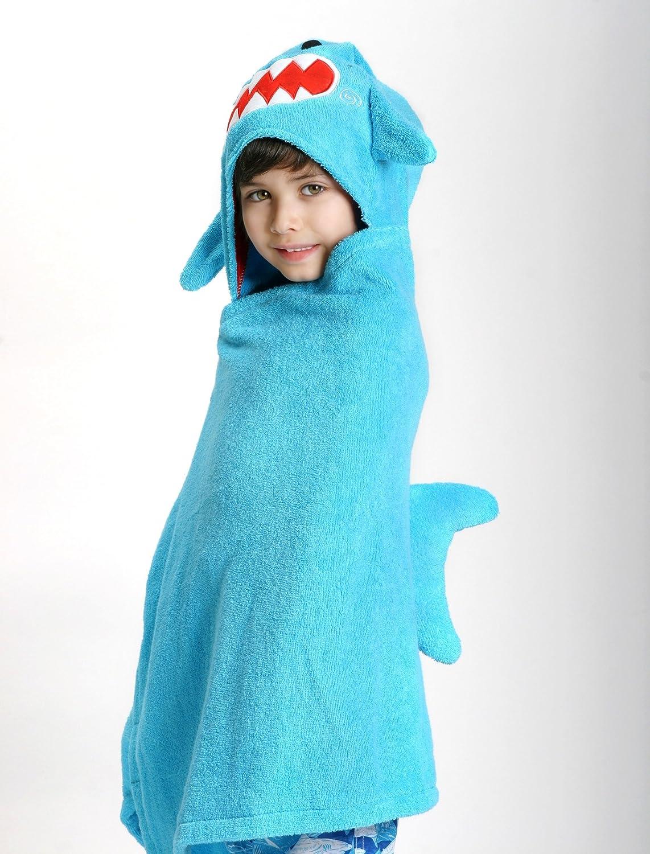 Toddler Towel Sherman the Shark Zoocchini