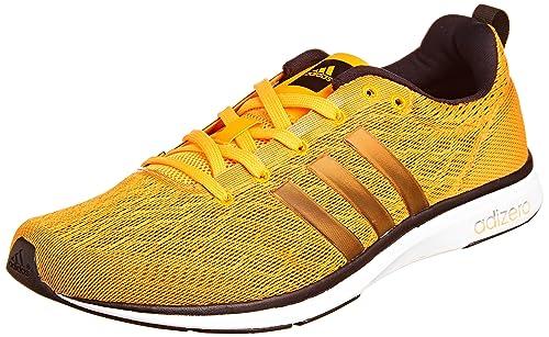 various colors bdcdd 7d8c5 Adidas Men s Adizero Feather 4 M, Gold Black White, ...