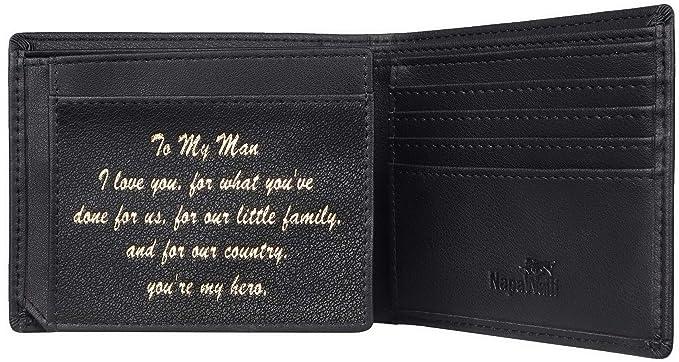 Amazon.com: Esposa para marido, regalo de aniversario ...