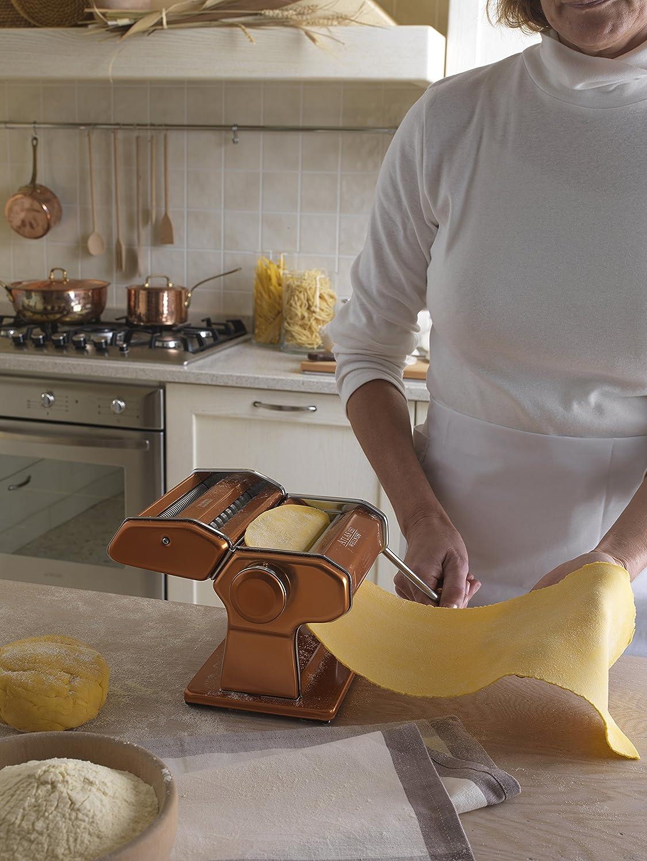 Macchina per la pasta in casa marcato classic atlas 150 - Macchine per pasta in casa ...