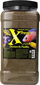 Xtreme Aquatic Foods 2131-G Community Pee-Wee Fish Food