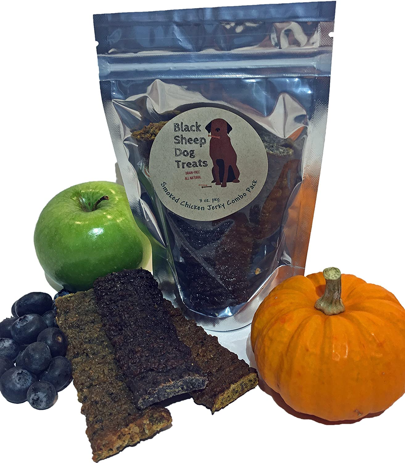 Smoked Chicken Jerky Combination Pack