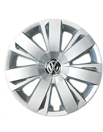 Genuine OEM VW Hubcap Jetta-Sedan 2011-2014 14-Spoke Cover Fits 16