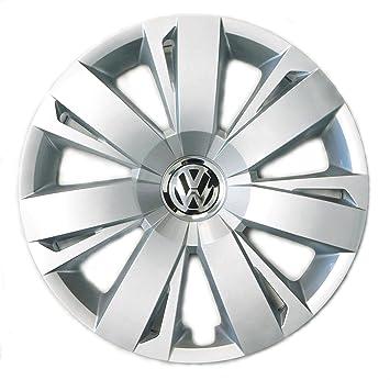 Genuine OEM VW Hubcap Jetta-Sedan 2011-2014 14-Spoke Cover Fits 16-Inch Wheel