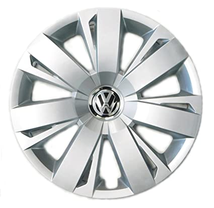 Amazon.com: Genuine OEM VW Hubcap Jetta-Sedan 2011-2014 14-Spoke Cover Fits 16-Inch Wheel: Automotive