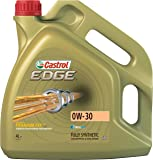 Castrol EDGE Aceite de Motores 0W-30 4L (Sello inglés)