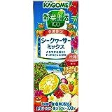 カゴメ 野菜生活100 シークヮーサーミックス 200ml×24本