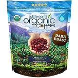 2LB Subtle Earth Organic Coffee - Dark Roast - Whole Bean - Organic Arabica Coffee - 2 lb Bag