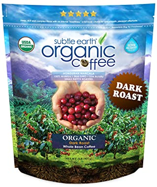 Cafe Don Pablo Subtle Earth Organic Gourmet Coffee