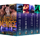 Shades of Menage: A Ménage Romance Box Set Series: Ultimate Four-Book Collection (Jan Springer Boxed Sets 2)