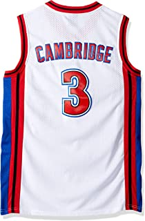 0367ce0e7e7f MVG ATHLETICS Cambridge  3 Knights Throwback Basketball Jersey Embroidery  Small-XXL