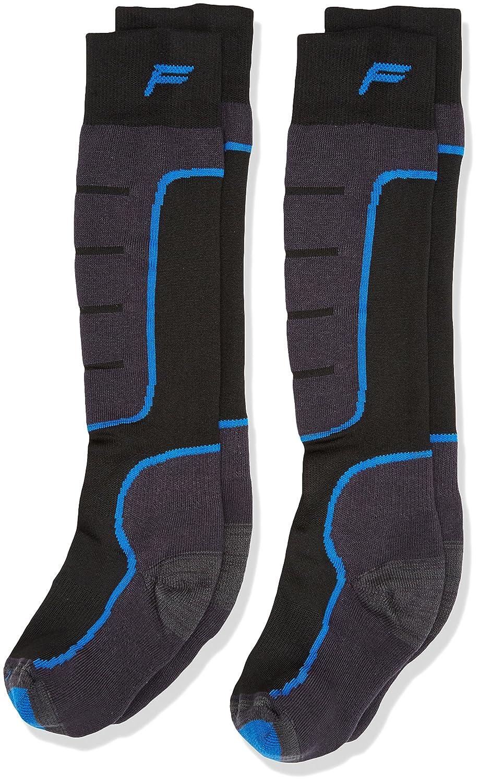 F Lite Children's Ski Socks Ski SA 100Double, Children's, Skisocken SKI SA 100 Double