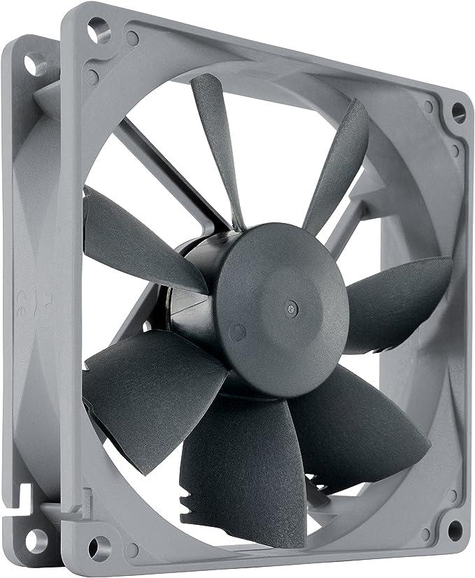 Noctua NF-B9 redux-1600 PWM, Ventilador de alto rendimiento, 4 ...