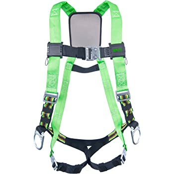 Miller Revolution Full Safety Harness with Quick Connectors ...