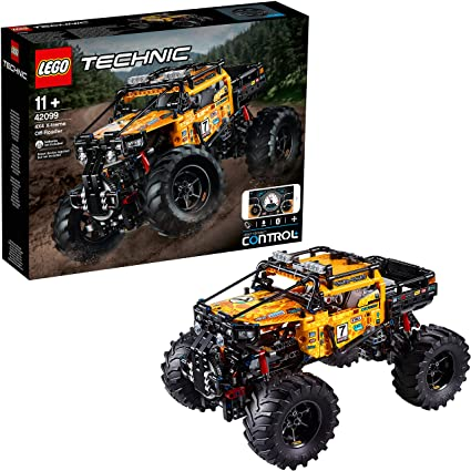 4X4 Off Road >> Lego Technic 4x4 X Treme Off Roader 42099 Building Kit New 2019 958 Pieces