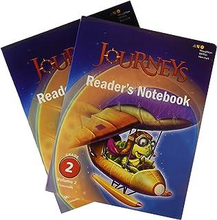 Journeys student edition volume 2 grade 1 2017 houghton mifflin journeys readers notebook consumable collection grade 2 fandeluxe Images