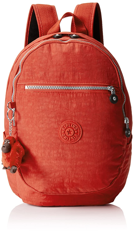 Kipling Clas Challenger, Sacs Portés Dos Femme, (78G Red Rust), 26x36x21 cm (B x H x T)