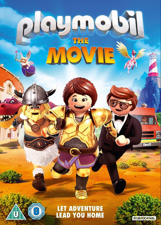 دانلود انیمیشن پلی موبیل Playmobil The Movie 2019 با دوبله فارسی