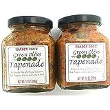 Trader Joe's Green Olive Tapenade (Pack of 2)