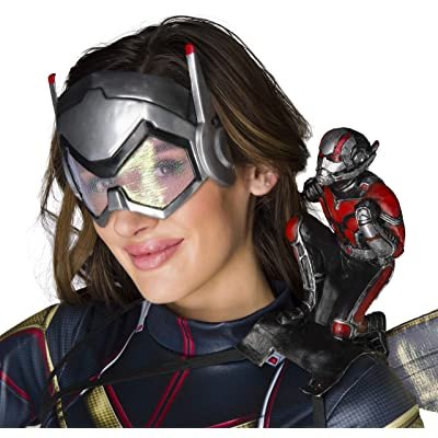 Rubie's Marvel: Avengers Endgame Ant-Man Shoulder Accessory, Child's: Toys & Games