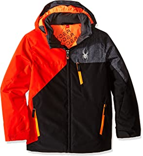 Amazon.com  Spyder Boys Guard Jacket  Sports   Outdoors d9b836b4b