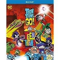 Teen Titans Go Vs Teen Titans [Blu-ray] [2019]