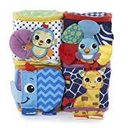 Little Tikes Baby Giggle Surprise Blocks (Set of 4)