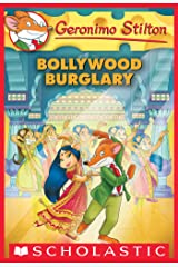 Bollywood Burglary (Geronimo Stilton #65) Kindle Edition