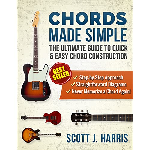 Guitar Chords Made Simple The Ultimate Guide To Quick Easy Chord
