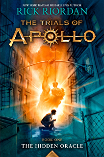 The Trials Of Apollo Book One Hidden Oracle