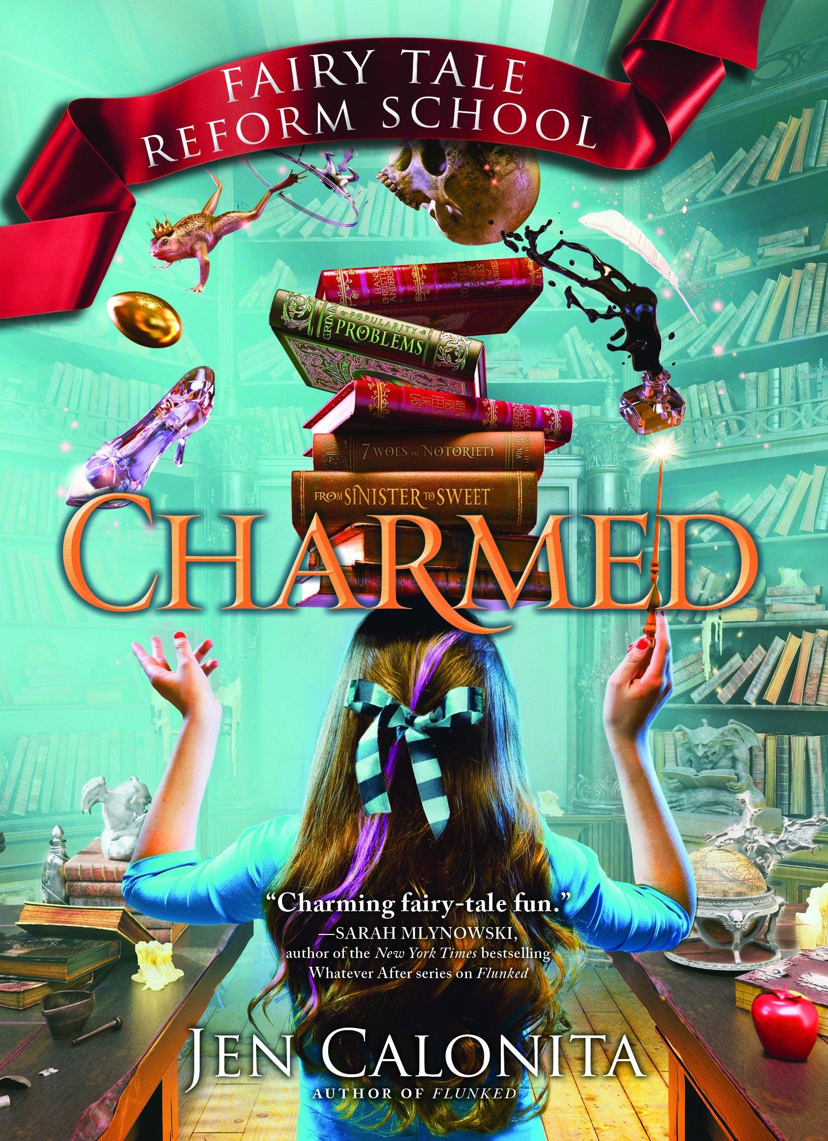 Download Charmed (Fairy Tale Reform School) pdf epub