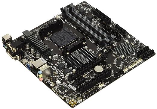 Gigabyte AM3+ AMD DDR3 1333 760G HDMI USB 3 0 Micro ATX Motherboard  GA-78LMT-USB3