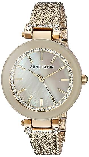 De Con Cristales Pulsera Reloj Swarovski Anne Mujer Klein Para ChsdQrt