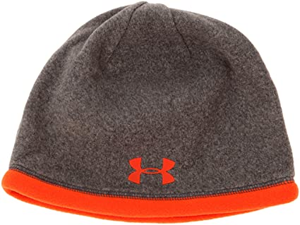 6150431f799 Under Armour ColdGear Infrared Elements Storm Beanie - Heather Volcano
