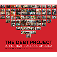 The Debt Project: 99 Portraits Across America book cover
