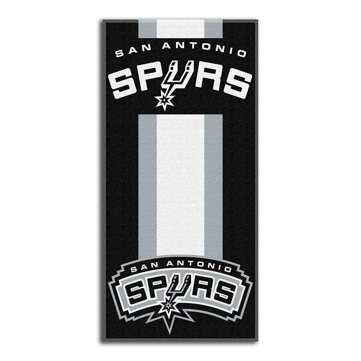 """Officially Licensed NBA Beach Towel, 30"""" x 60"""""""